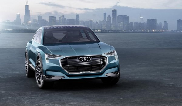 Компания Audi намерена выпускать по одному новому электромобилю в год