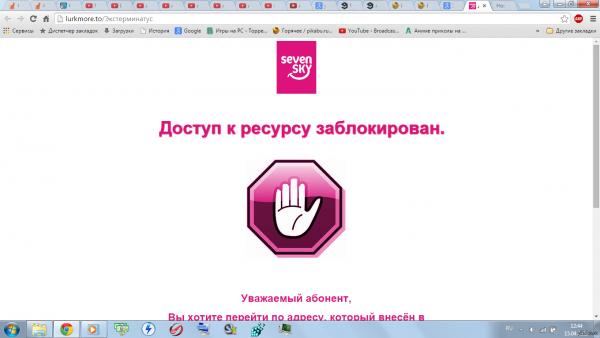 Роскомнадзор сможет отключать домены в зонах .ru и «.рф» без решения суда