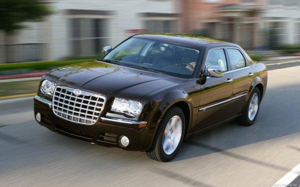 Chrysler 300 нового поколения сделают переднеприводным