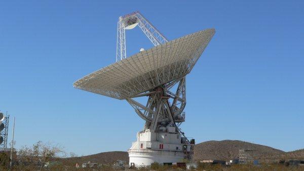 Астрономы нашли в космосе скопление ценного газа