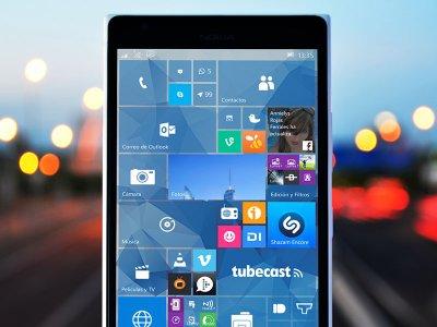Windows 10 Mobile будет поддерживать сканер отпечатков пальцев