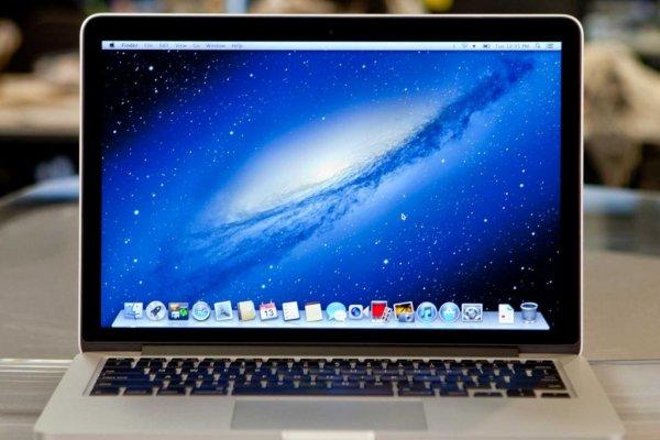 В России выросли продажи Mac при общем падении рынка ПК