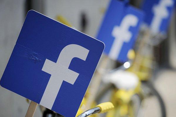 Число активных пользователей Facebook в России за год выросло на 37%