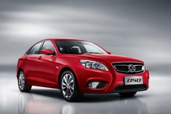 Компания BAIC может привезти в Россию новый седан D50