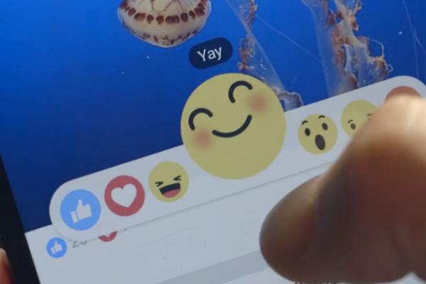 Facebook хочет превращать фотографии пользователей в эмодзи