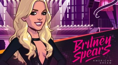 Игра Britney Spears: American Dream вышла на смарфоны