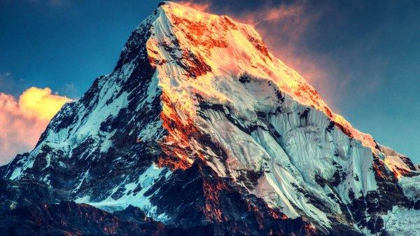 Француские ученые не внесли Эверест в список самых высоких гор на Земле