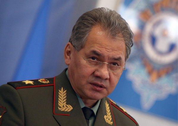 Сергей Шойгу сообщил о росте боевого потенциала РФ