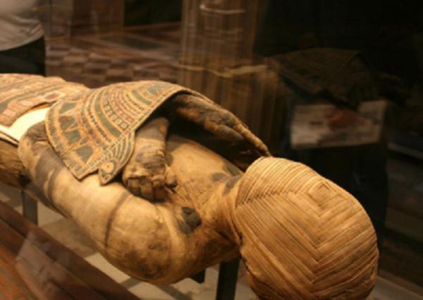 Российские ученые разрабатывают 3D-модель мумии ребенка