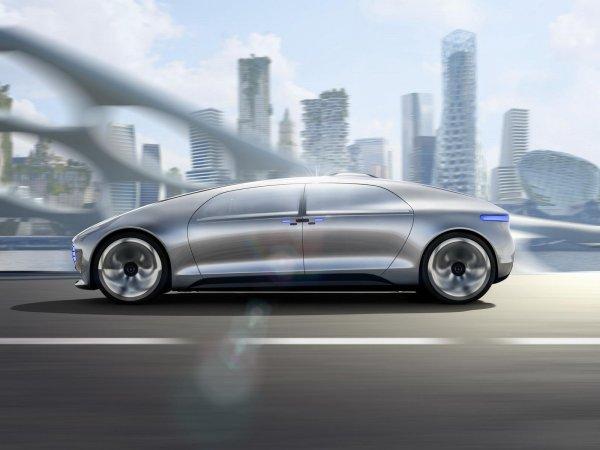 К 2020 году Mercedes-Benz может выпустить четыре новых электрокара