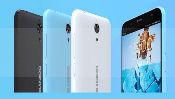 Бюджетный смартфон Bluboo Maya ориентирован на любителей селфи