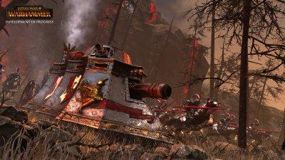 В продажу поступила игра Total War: Warhammer