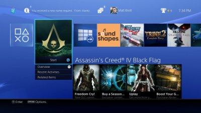 Хакер смог запустить на своей PS4 игры из Steam