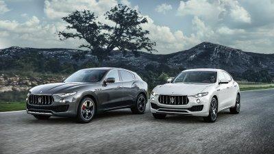 Maserati Levante был официально представлен в РФ