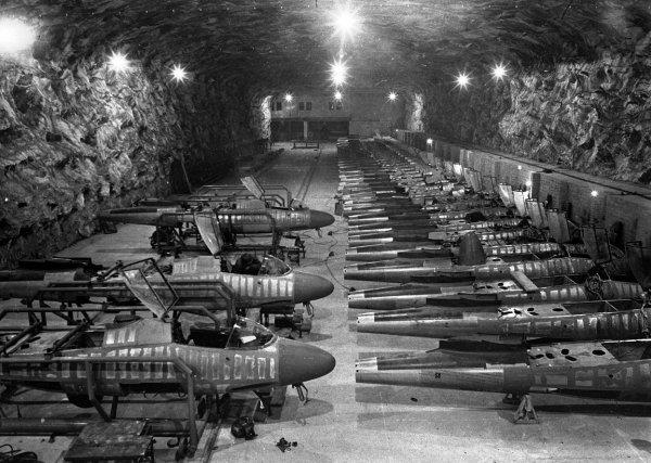В Германии пенсионер обнаружил секретный оружейный склад Гитлера
