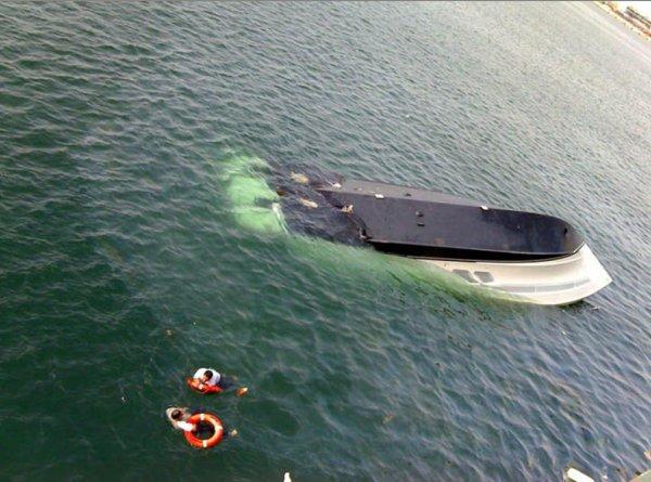 В Таиланде перевернулся катер с туристами, есть погибшие