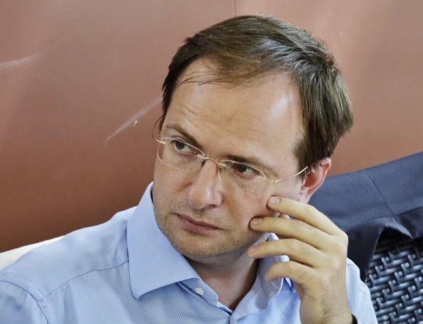 Мединский поручился за обвиняемого в Григория Пирумова