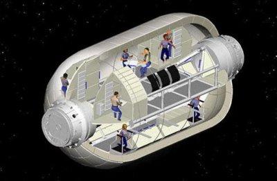 Экипажу МКС не удалось развернуть надувной модуль BEAM