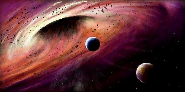 Ученые нашли возможности заглянуть за горизонт событий черной дыры