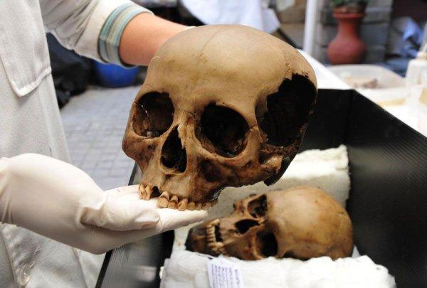 Ученые определили, кем были жертвы древних ацтеков