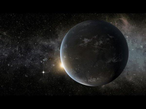 Ученые считают, что на планете Kepler-62F может быть жизнь