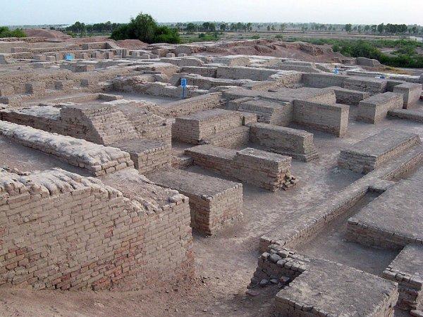 Цивилизация Инда укоренилась намного раньше, чем считали ученые