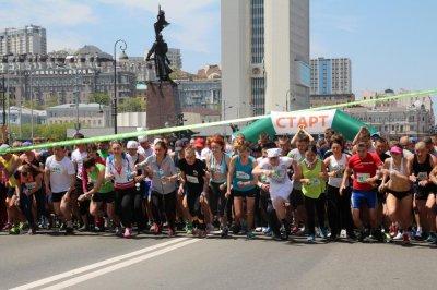 «Зеленый марафон» во Владивостоке стартует 4 июня