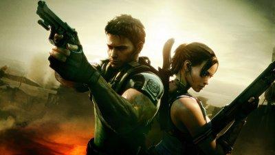Resident Evil 5 выйдет для Xbox One