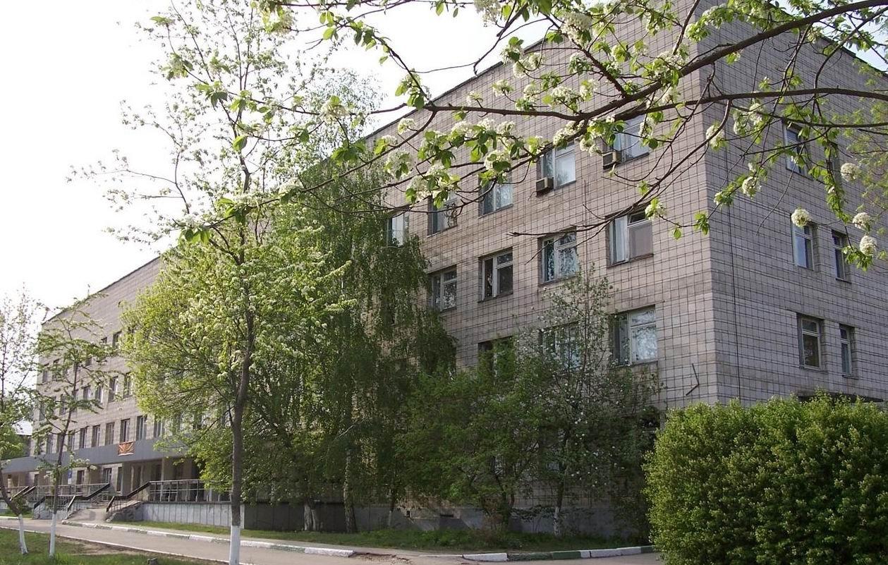 Каменская центральная районная больница покровское