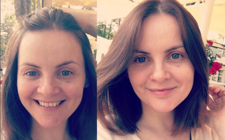 Как 33 летняя юлия проскурякова выглядит без макияжа
