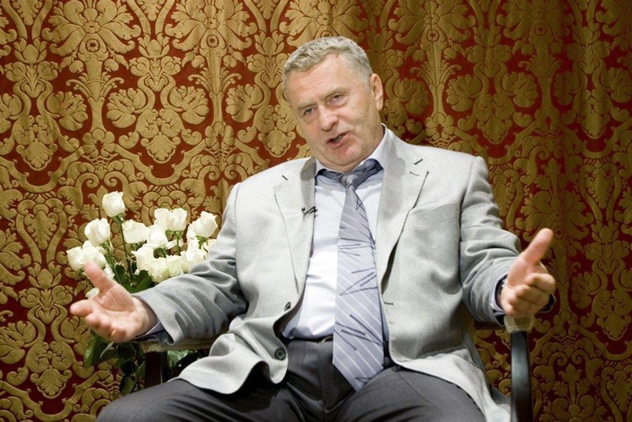 Голосовое поздравления с днем рождения от жириновского