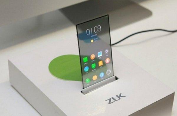 Анонсирован выпуск флагманского смартфона ZUK Z2