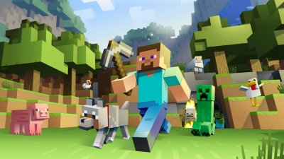 Minecraft запретили использовать в коммерческих целях