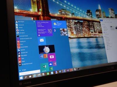 """Windows 10 можно будет разблокировать """"умным"""" браслетом"""