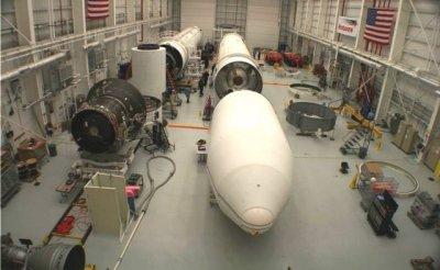 В США российские двигатели для ракеты Antares успешно прошли испытания