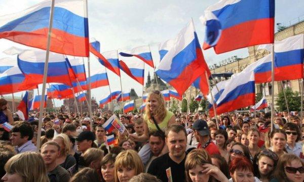 В США впервые проходит акция «Я люблю Россию»
