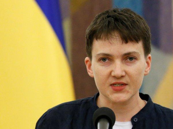 Савченко призналась, что Верховная Рада «каждый день обманывает людей»