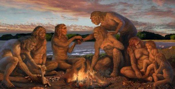 Учёные нашли следы разведения костра древними людьми