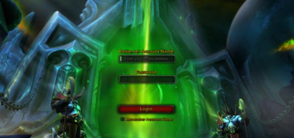 Музыка Legion была опубликована компанией Blizzard