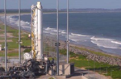 В США успешные испытания прошла ракета Antares с украинской ступенью