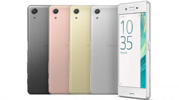 Появилась информация о загадочном смартфоне Sony Xperia X