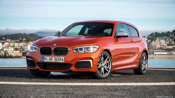 Самая мощная BMW 1-series будет доступна за 2,4 млн рублей