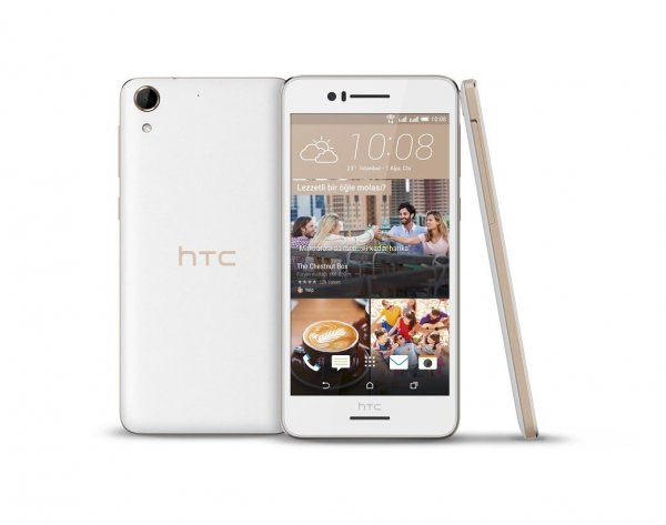 Смартфон HTC Desire 628 Dual SIM выходит на рынок РФ