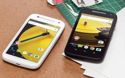 Компания Lenovo представит новые смартфоны Moto E