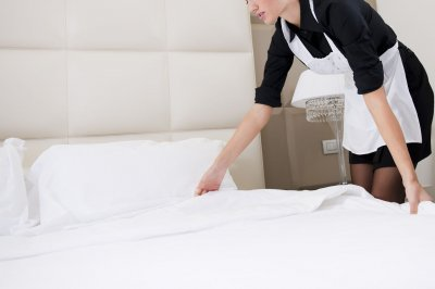 Постельное белье для отеля: бязь, поплин или сатин?
