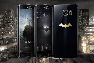 Samsung озвучил цену на Galaxy S7 edge Injustice Edition в РФ