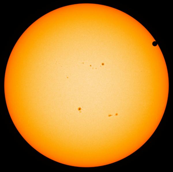 Исчезновение пятен на Солнце всерьез обеспокоило астрономов