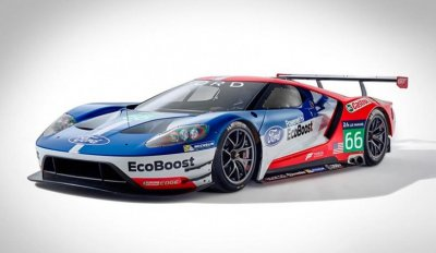 Ford подарит геймерам спорткар версии GT