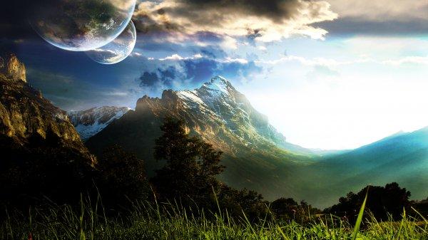 Ученые: Во Вселенной первая жизнь могла появиться на углеродных планетах