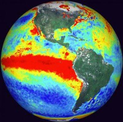 Ученые: Холодный Ла-Нинья идет на смену теплому Эль-Ниньо